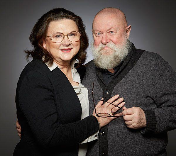 Jerzy Bralczyk Justyna Kirwil